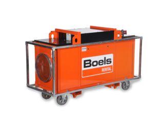 Elektroheater 80 kW high performance