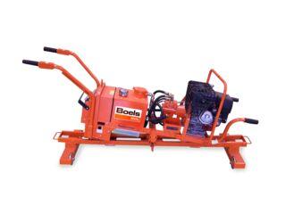 Coach screw machine, hydraulic TPH 155