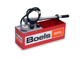 Druckprüf- und Testpumpe, handbedient, 0 - 60 bar(e)